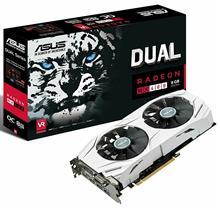 ASUS DUAL-RX480-O8G GDDR5 Graphics Card